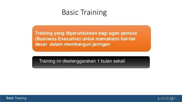 Basic training allianz univision