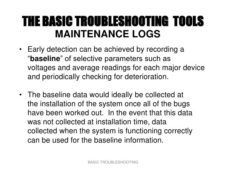 basic troubleshooting Troubleshooting computers can be a little frustrating and a little tricky with so  many parts and software installed, any number of things can go wrong but when .