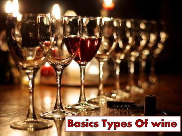 More on Wine Types and glasses :  www.wineglassandmore.com
