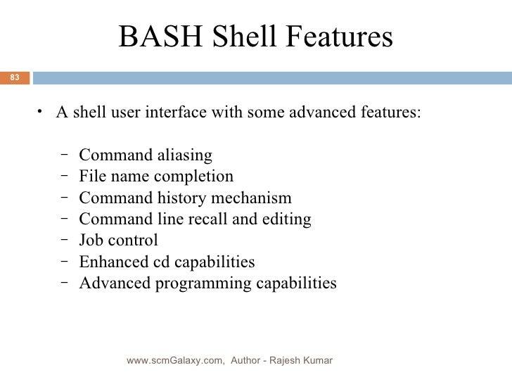 Basic Unix
