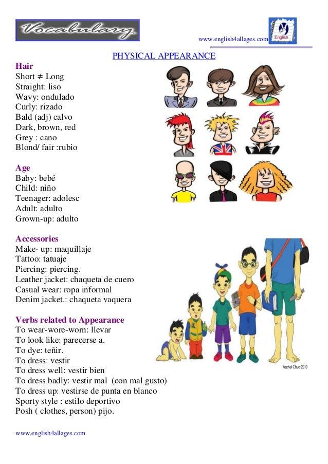 Basic Vocabulary 1