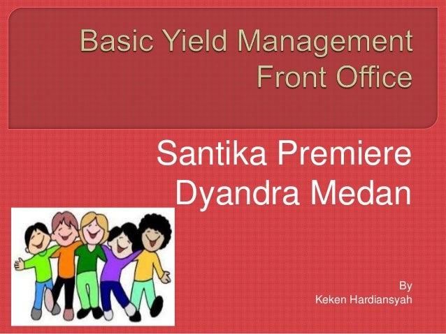 Santika Premiere Dyandra Medan By Keken Hardiansyah
