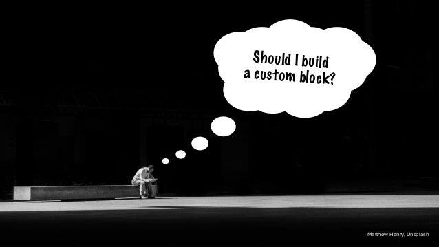 How to Build Custom WordPress Blocks Slide 2