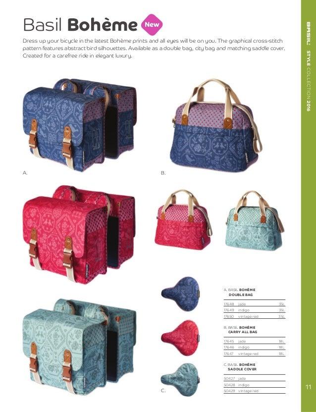 Basil Womens Boheme Double Bag
