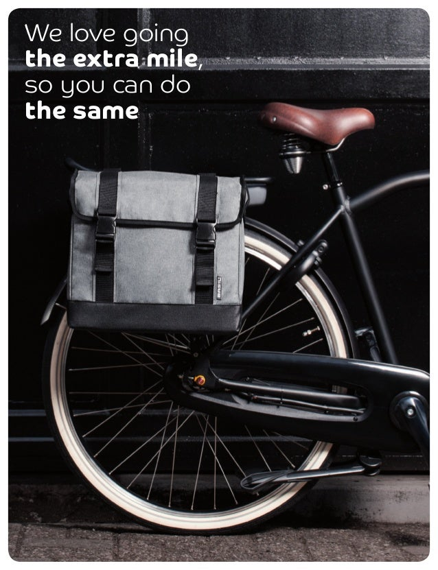 Basil Paniers-Darcy L Vélo Panier Naturel Grand
