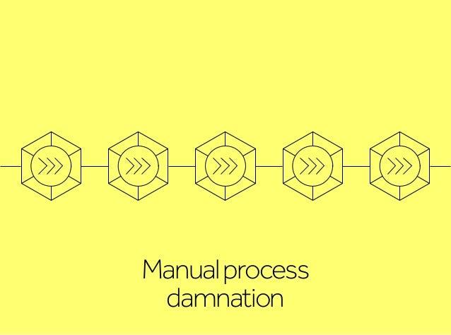 Manualprocess damnation