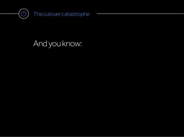 Thecutovercatastrophe Andyouknow: