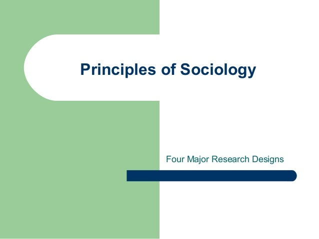 four major research designs Simply psychology lists several different designs for psychological experiments, four of which are case studies, observational study, interview and content analysis.