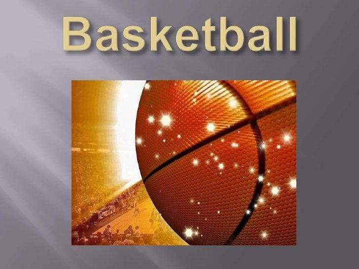 Basketball<br />