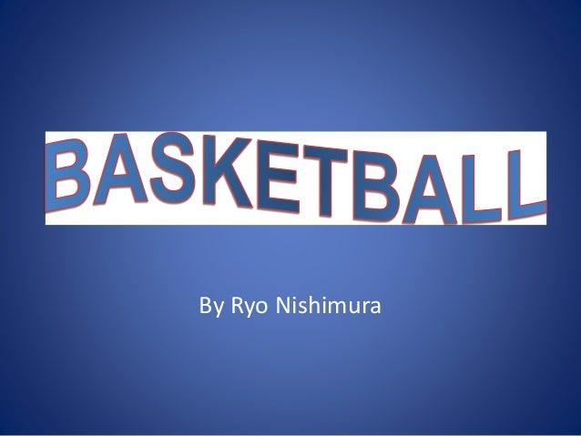 By Ryo Nishimura