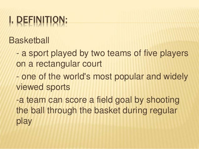 Basketball History Basic Skills