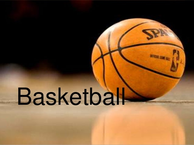 Basketball definitions, facilities and equipment