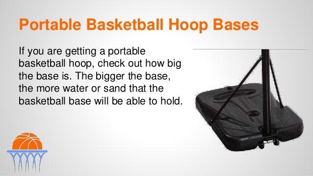 how to fix basketball hoop pole