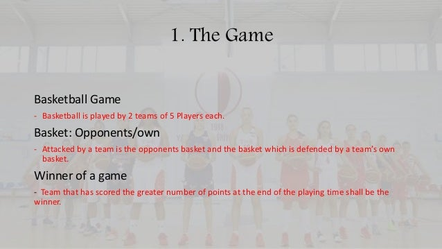 It Is All About Basketball History Of Game: Basketball History And Rules
