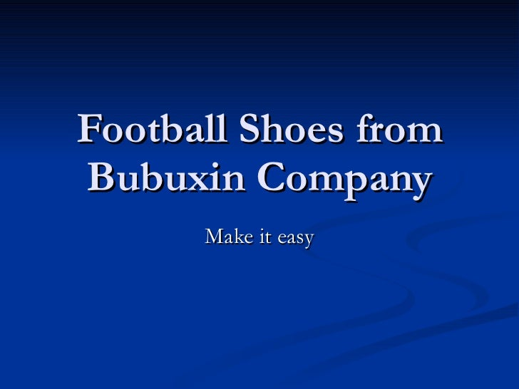 Basketball shoes from bubuxin company
