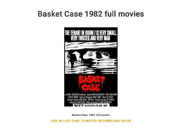 basket case 1982 movie download