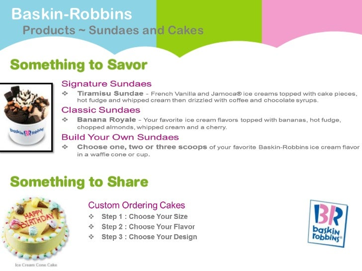 baskin robbins pest analysis Baskin-robbins, the world's largest chain of ice cream specialty shops, has created more than 1,000 different ice cream flavors and a variety of delicious treats.