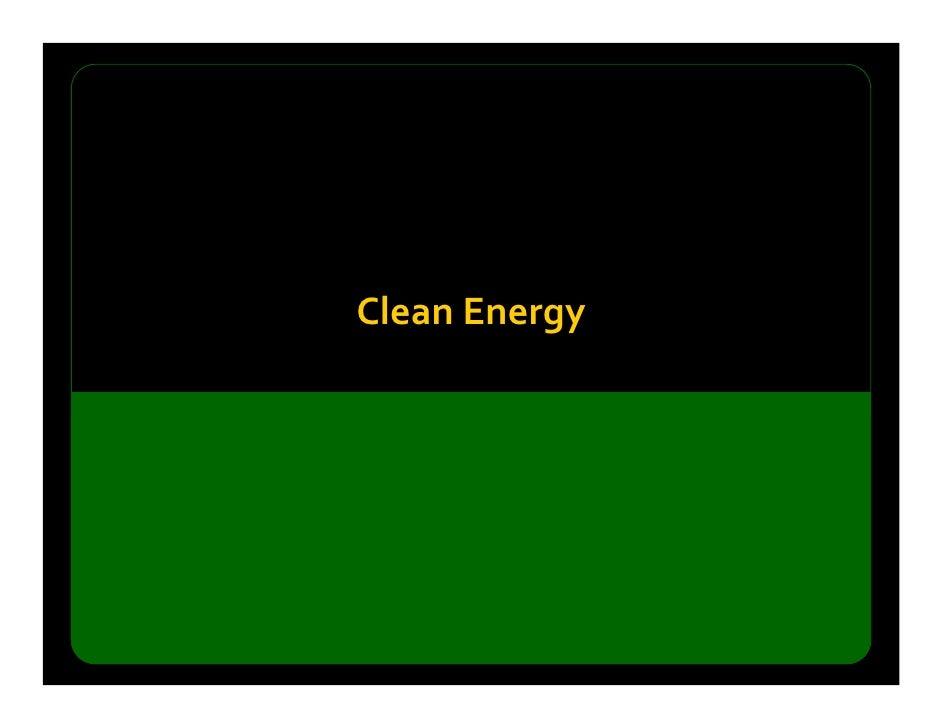 CleanEnergy
