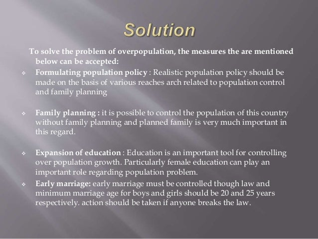 essay on population problem in bangladesh The population in bangladesh is predominantly rural, with almost 80% of the population living in the rural areas[4] many of them live in remote areas that lack services such as education, health clinics and adequate roads, particularly road links to markets[2.
