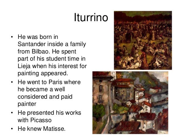 Dario Regoyos • He was from Asturias. • He painted landscapes with very original colours. • An important part of his caree...
