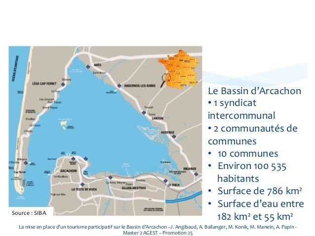Bassin d 39 arcachon la mise en place d 39 un tourisme - Office de tourisme bassin d arcachon ...