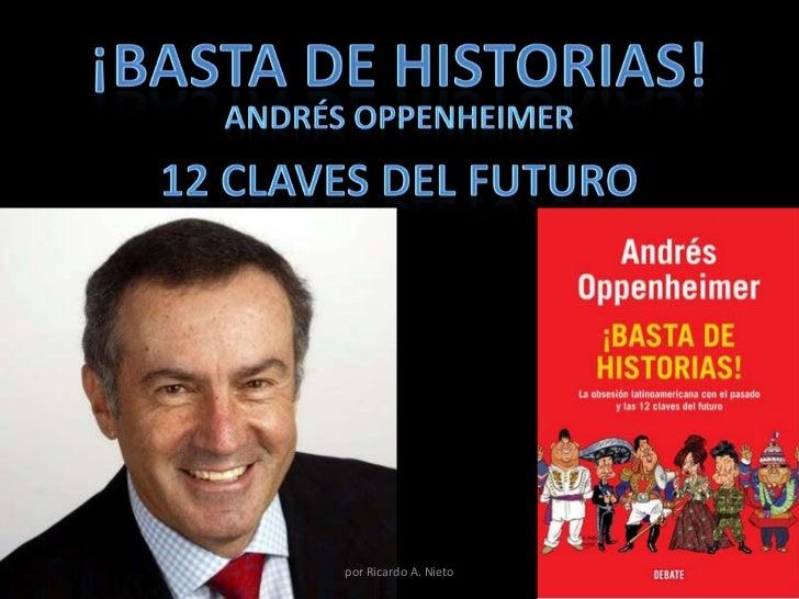 por Ricardo A. Nieto