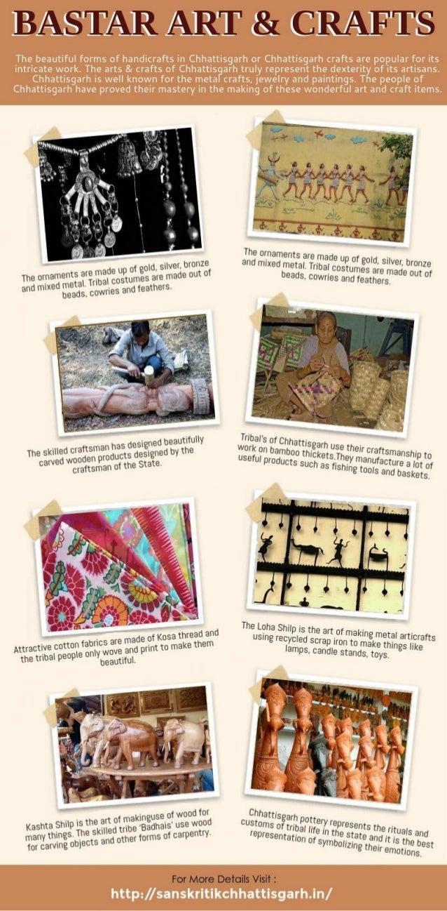 Bastar art & crafts