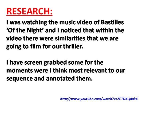 RESEARCH:  http://www.youtube.com/watch?v=ZCTDKLjdok4