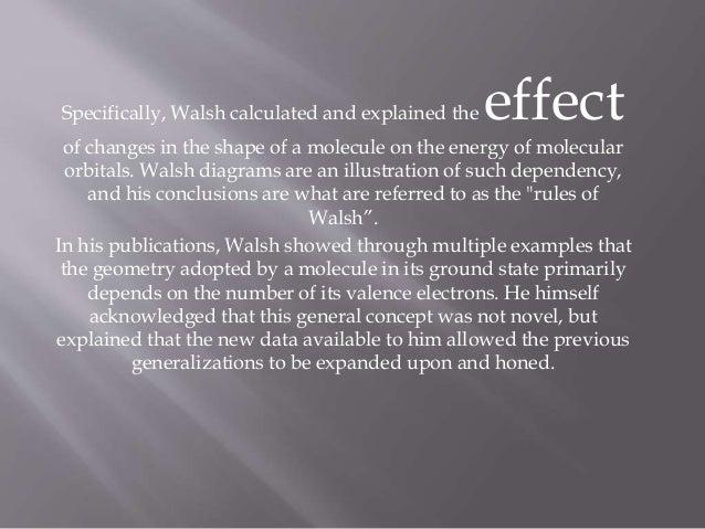 Walsh diagram seminar topic mulliken 4 specifically walsh ccuart Choice Image