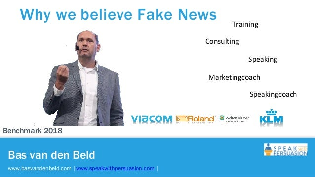 @basvandenbeld Speaking Training Consulting Bas van den Beld www.basvandenbeld.com |www.speakwithpersuasion.com | Marketin...