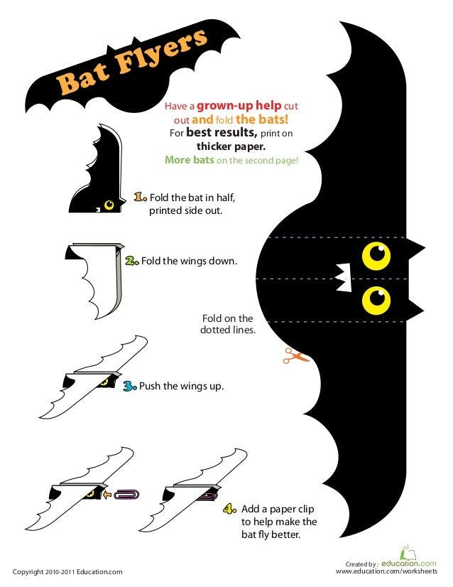Bat flyers