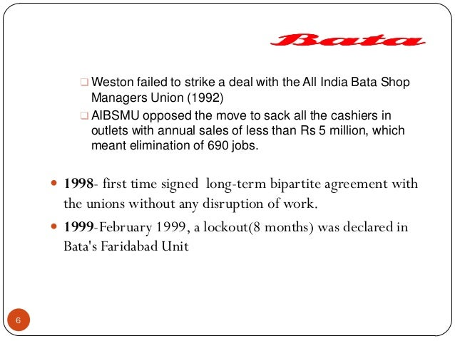 problems faced by bata company in india Let's know what challenges are faced by shoe brands in india and its  red chief  comments: 'there are certain challenges for indian shoes.