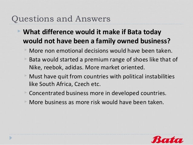 bata promotion strategies in singapore I had 45 minutes to explain a digital strategy operation  i interviewed at bata (singapore (singapore)) in may 2014  some recently asked bata interview.