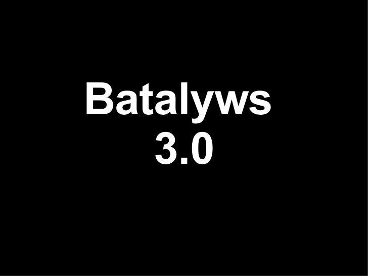 Batalyws  3.0