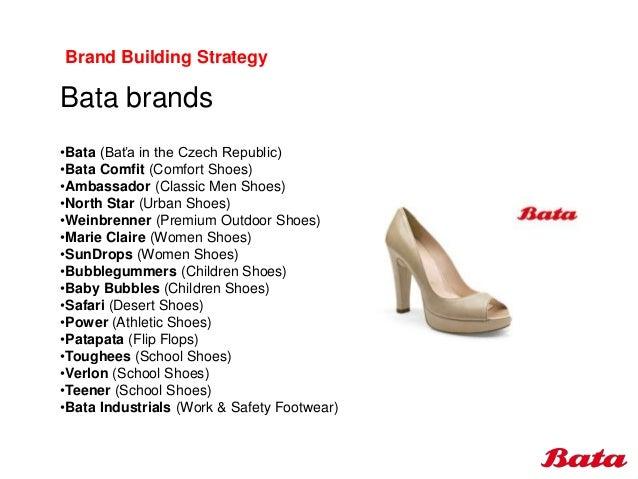 Brand Building Strategy Bata ... 543a0d9b35