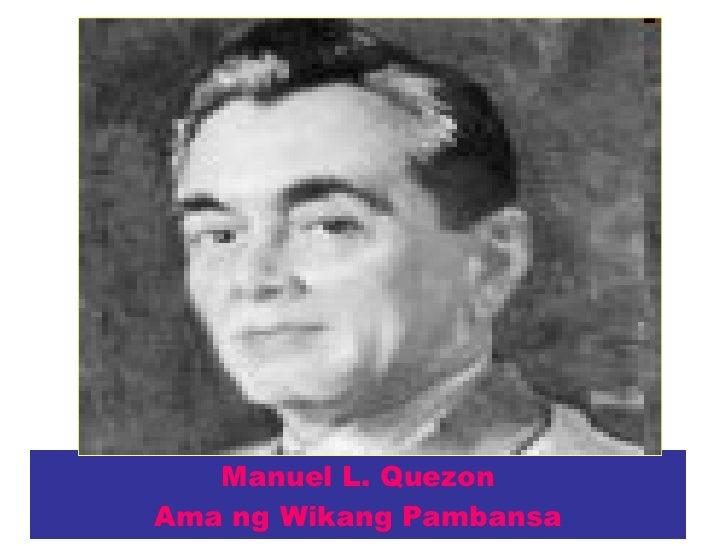 """sino ang ama ng wika (ama ng klasikang """"sino ba kayo"""" """"dahil sa - namumulat ang mamayang pilipino sa kahalagahan ng pambansang wika - marami na ang sumusubok na sumulat."""