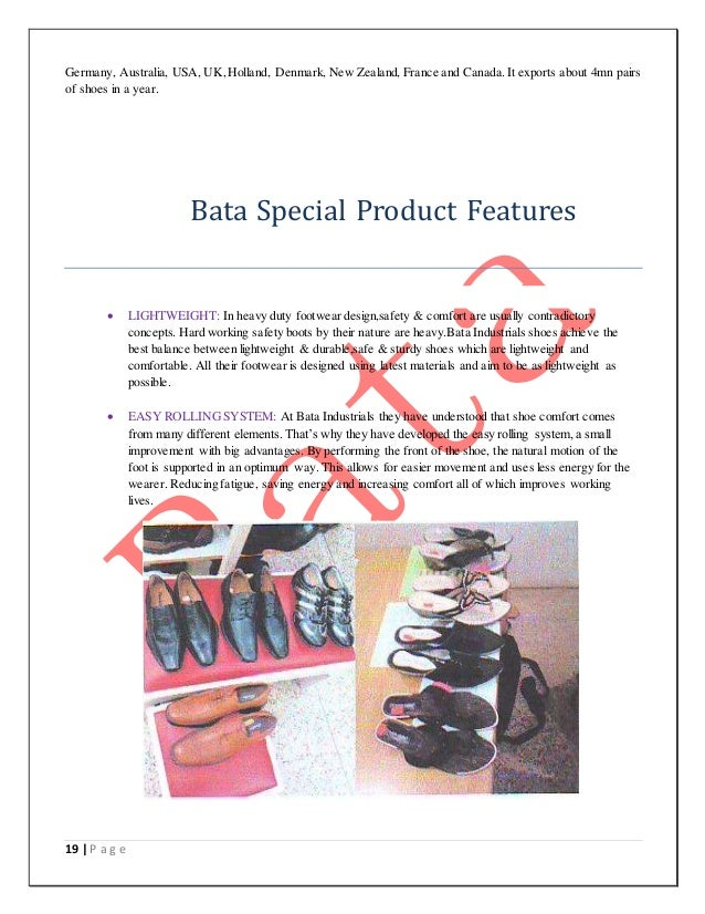 "how bata shoes should segment its market Target market of bata: bata shoe limited market segmentation a market segment is ""the type of market or customers a company will serve."