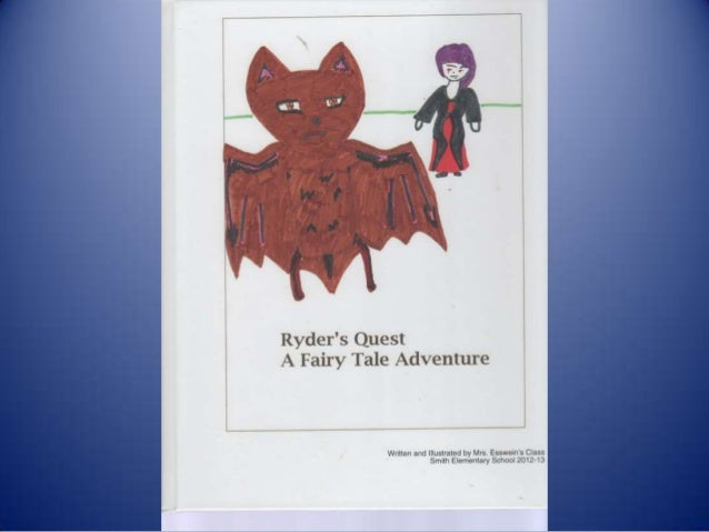 Ryder's Quest: A Fairy Tale Adventure