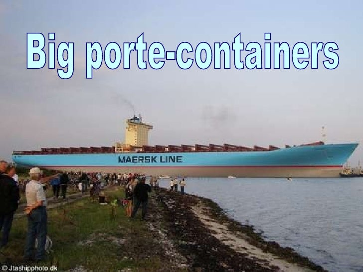 Big porte-containers