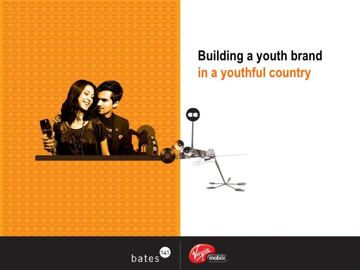 Building a youth brand<br />in a youthful country<br />