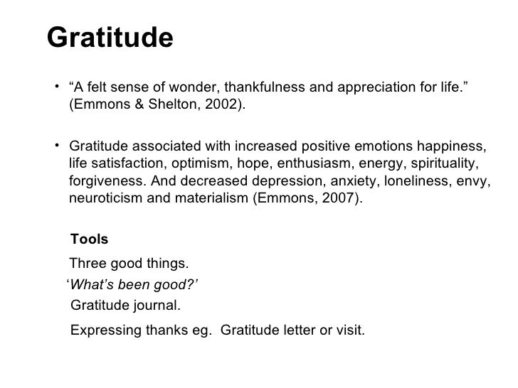 5 Scientifically Proven Benefits of Gratitude