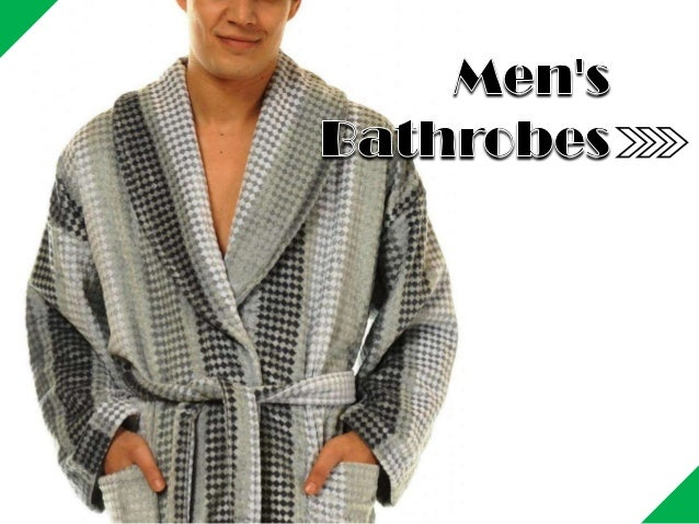 menu0027s - Mens Bathrobes
