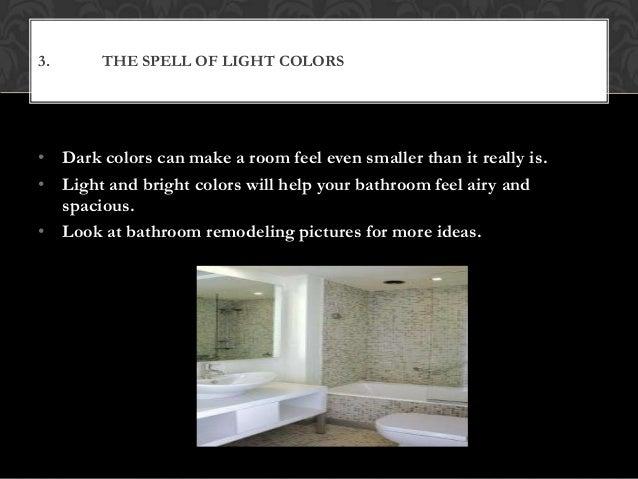 A Bathroom Remodel List Of Secrets Your Top Tips - Bathroom remodel secrets