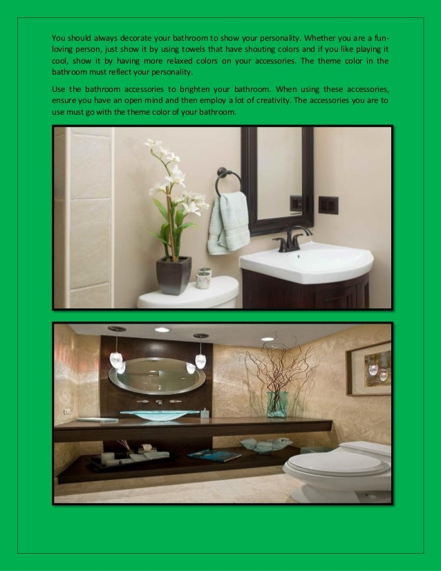 Bathroom Accessories In Singapore Just How To Get The Best