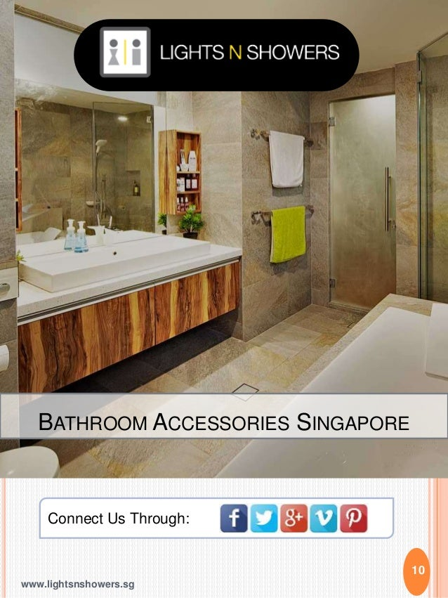 Bathroom Accessories Singapore