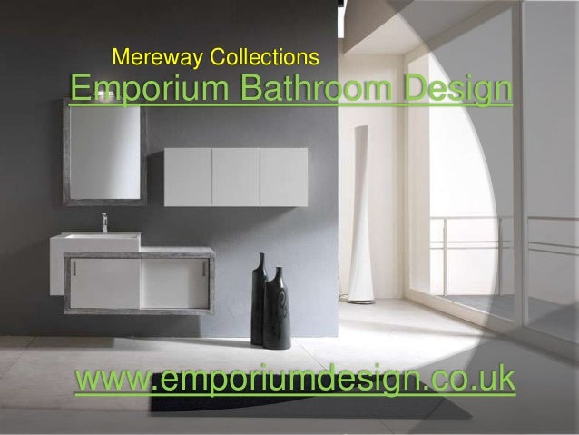 Mereway collections bathroom appliances bathroom for Bathroom design northampton