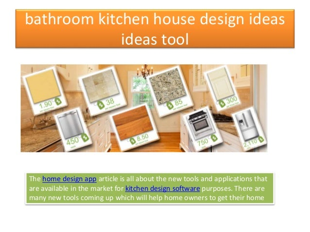 ... Kitchen Design Tool Software; 4. Bathroom ...