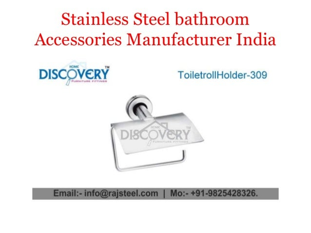 robehook raj steel industries 7 stainless steel bathroom accessories manufacturer india 8 bathroom accessories collection on - Bathroom Accessories Manufacturers