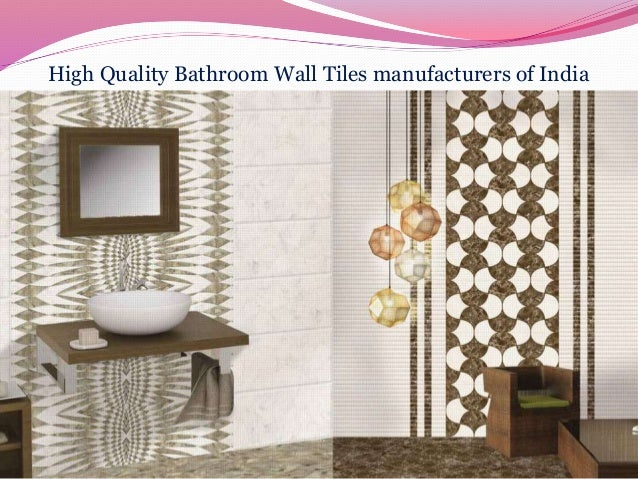 Bathroom kitchen digital wall tiles manufacturer ceramic for Lamosa tile suppliers