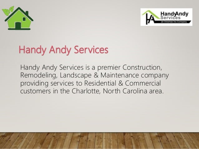 Bathroom Remodeling Charlotte NC - Handy Andy Services